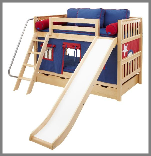 Low Level Bunk Beds image-2