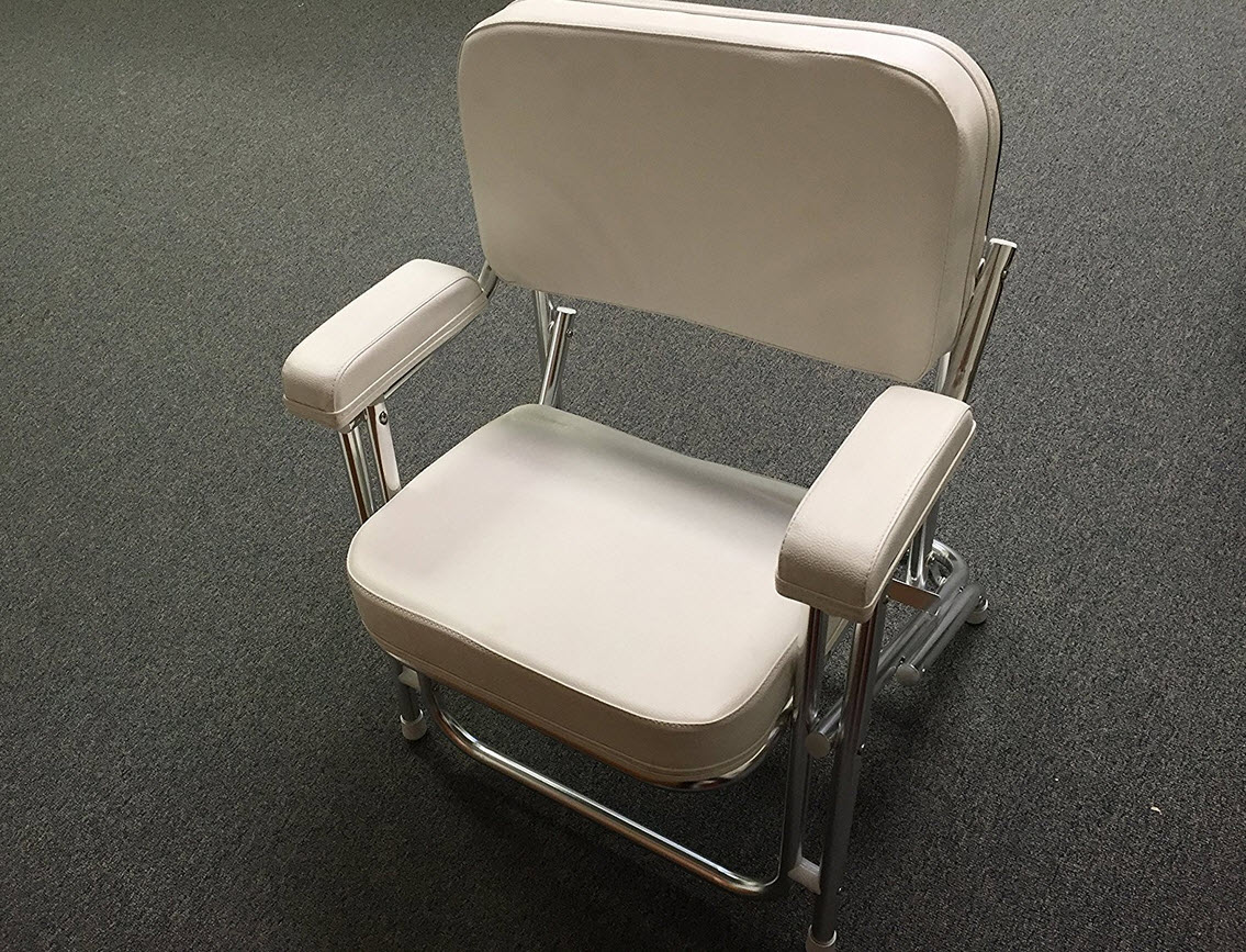 Aluminum Folding Boat Chairs - b