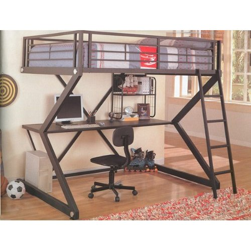 College Loft Bed Frames