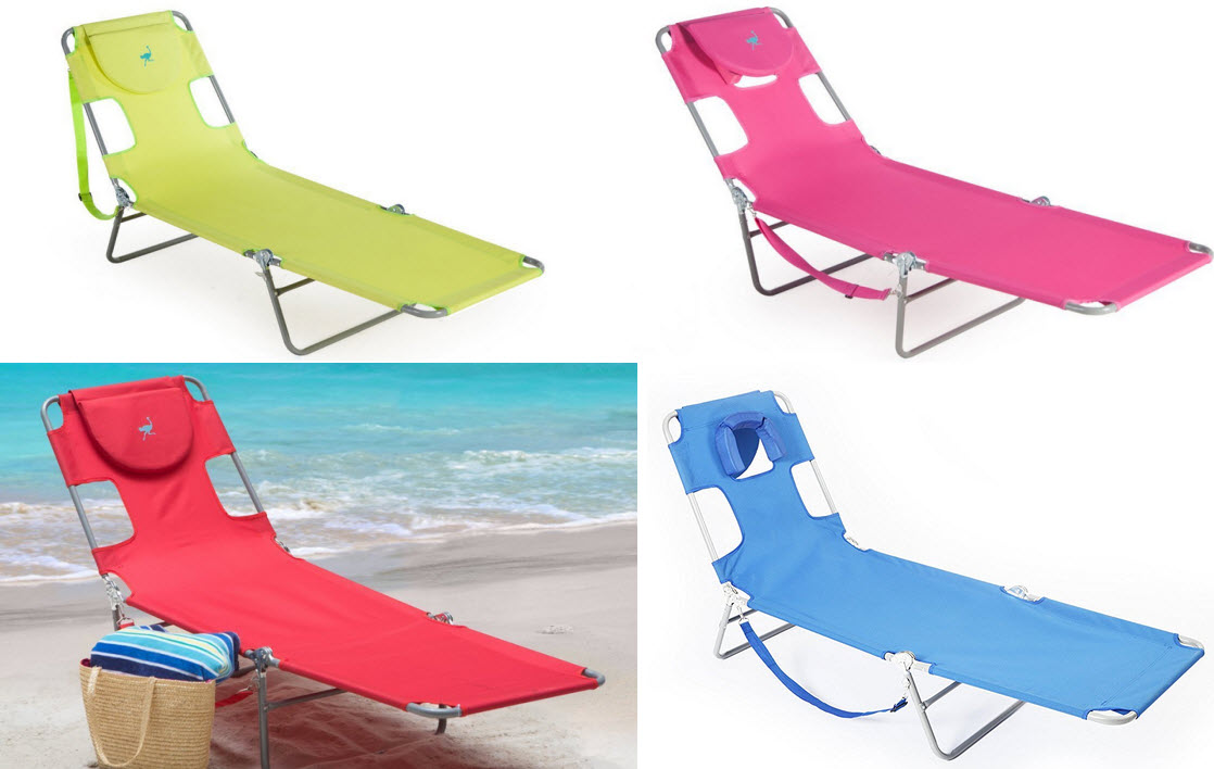 Face-Down Portable Chaise - r