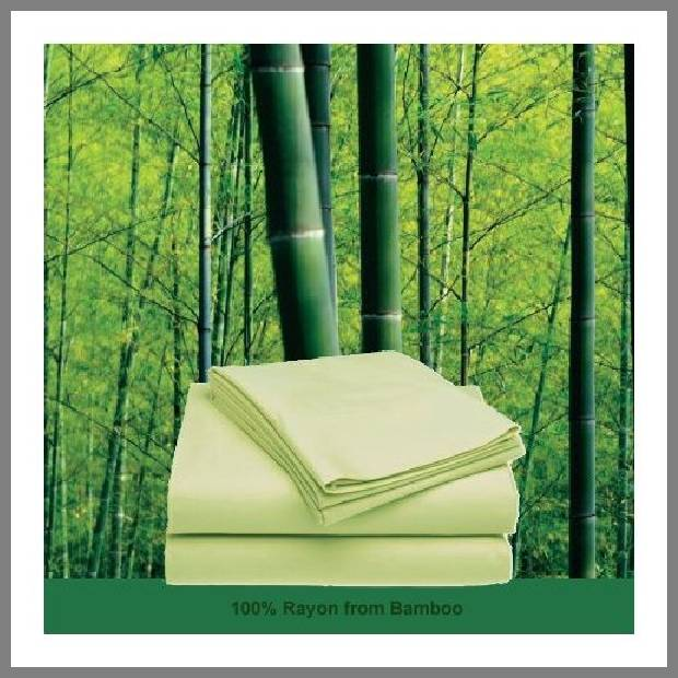 Full Size Bamboo Sheets image