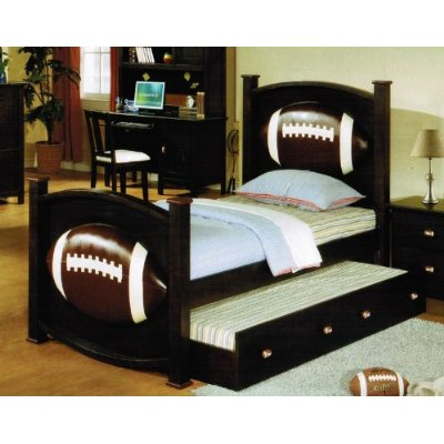 Kids Football Headboard image