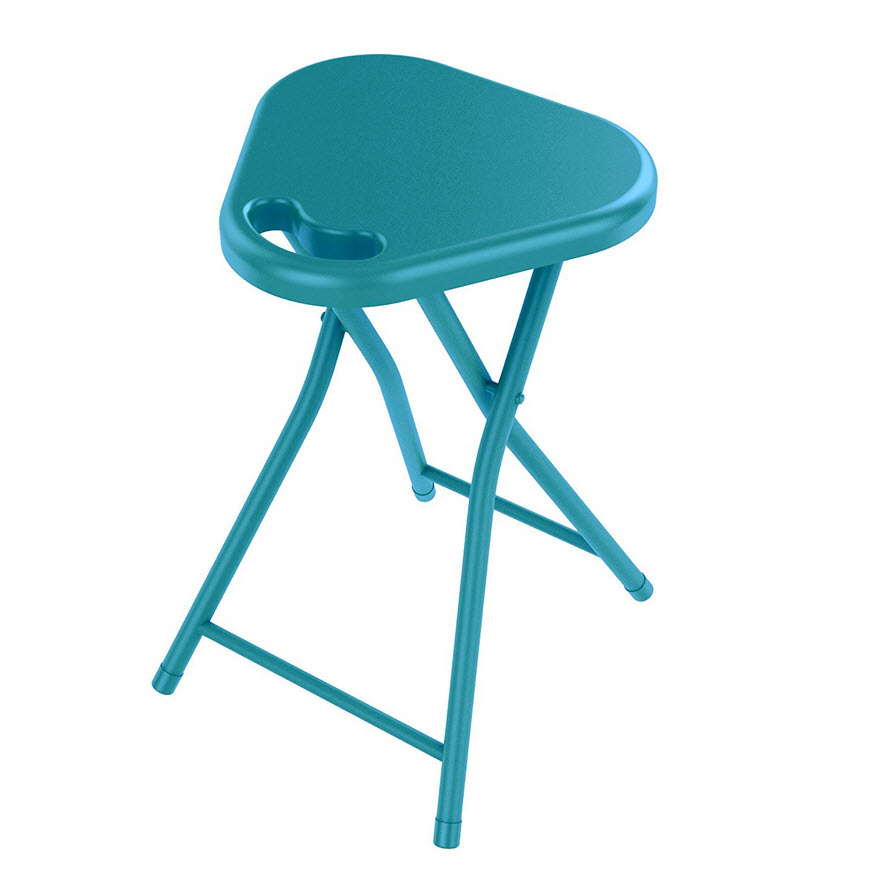 Portable Fold Up Stool - b