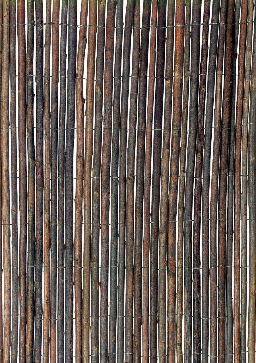 Split Bamboo Fencing Rolls - b