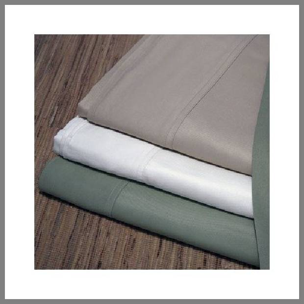 White Bamboo Sheets image