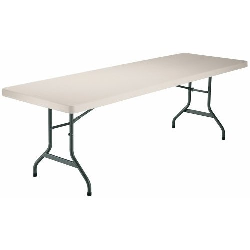 Awesome 8 Foot Long Folding Table