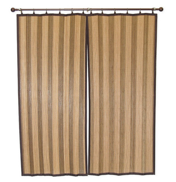 Bamboo Curtains for Outdoors - 2