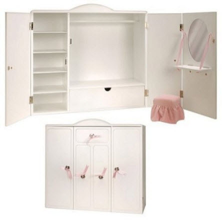 Doll Clothes Storage Cabinet  sc 1 st  WhereIBuyIt.com & Doll Clothes Storage Cabinet u2013 WhereIBuyIt.com