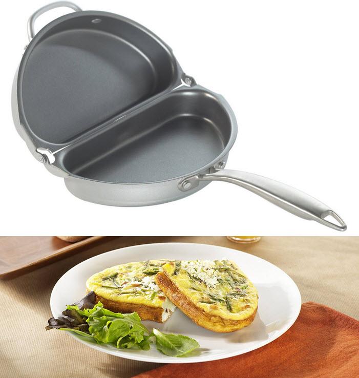 Hinged Omelette Pan - r