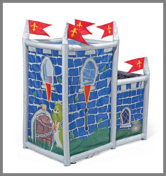Indoor Play Forts