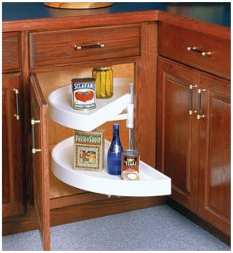 Kitchen Cupboard Lazy Susan