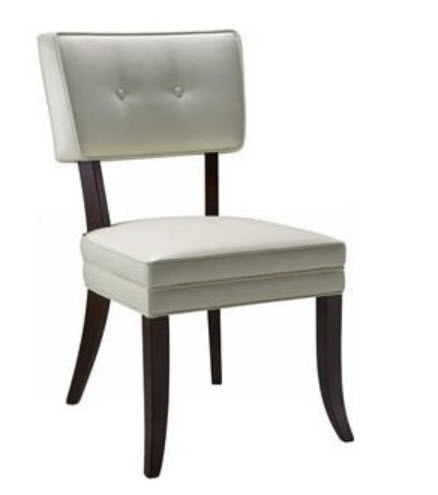 Southwestern furniture modern office furnituremodern for White leather dining chairs modern