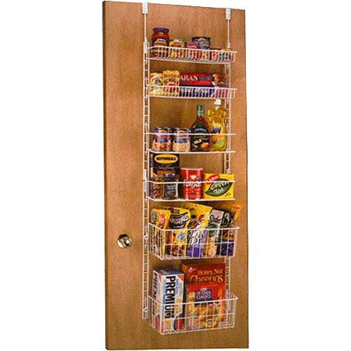 Pantry Door Wire Rack
