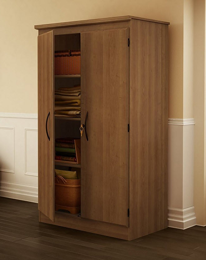 Particle Board Storage Cabinets