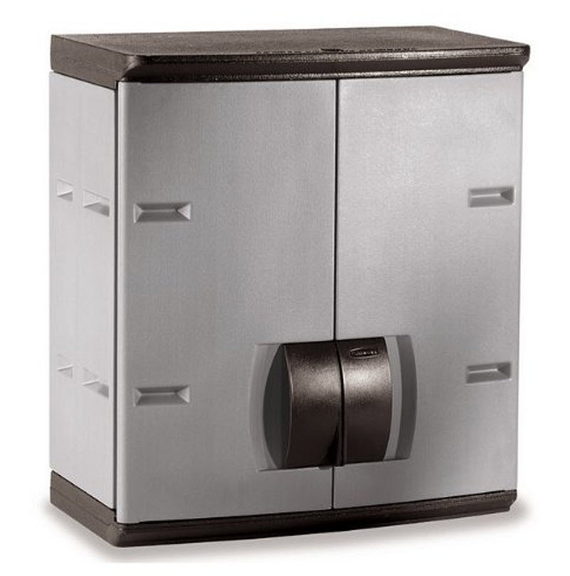 Resin Garage Storage Cabinets - r