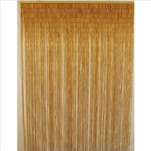 Vertical Bamboo Curtains picture