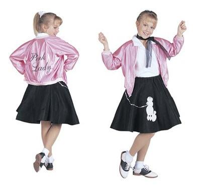 50s halloween costume 50s