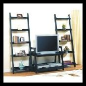 Bookshelf TV Stand picture-2