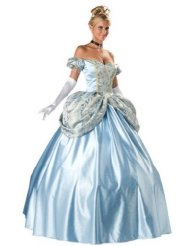 Cinderella Halloween Costumes for Adults picture-3