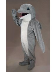 Dolphin Halloween Costume picture-3