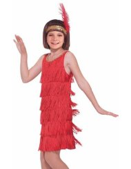 Flapper Halloween Costume picture-1