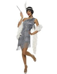 Flapper Halloween Costume picture-2