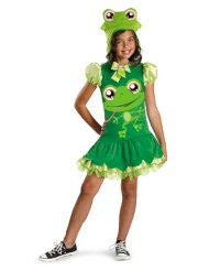 Frog Halloween Costumes picture-1