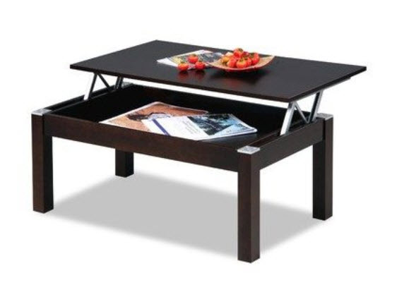 Lift Top Coffee Table Pictured COTA 18 Coffee Table NewSpec
