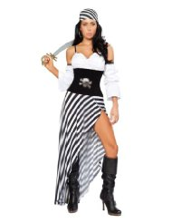 Pirate Halloween Costumes for Women picture-2