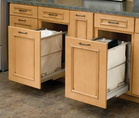 Pull Out Laundry Hamper For Cabinet