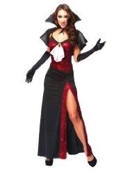 Vampire Halloween Costumes for Women picture-2