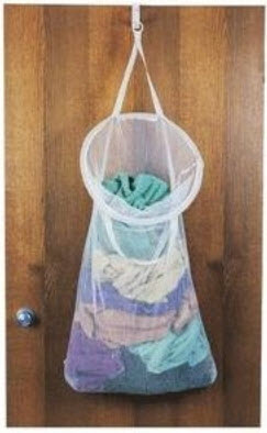 Wall Mounted Laundry Hamper Pictured Thetford 36760 Station