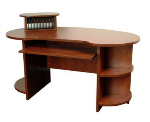 Kidney shaped office desk - Kidney shaped office desk ...