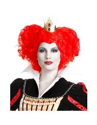 Red Queen Halloween Costume picture-2