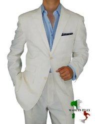 mens linen walking suits picture-1