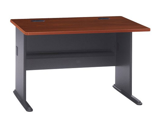 48 inch office desk pictured series a 48 inch desk by bush furniture