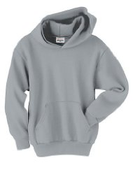 cheap grey hoodies picture-1