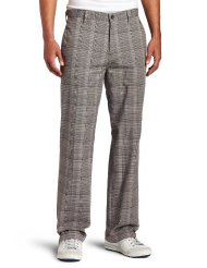 cheap plaid golf pants picture-2