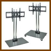 pedestal tv stand picture-3