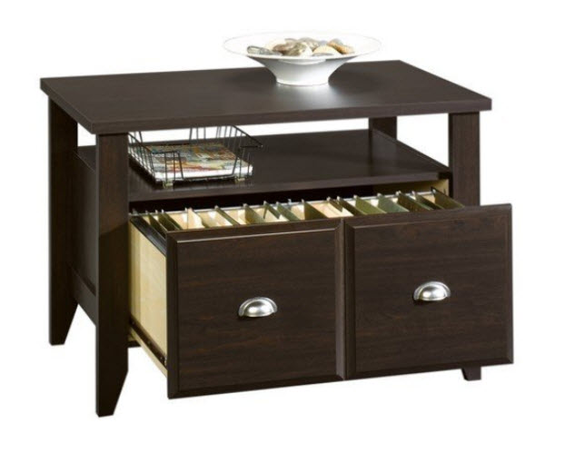 Single Drawer Lateral File Cabinet: Single ...