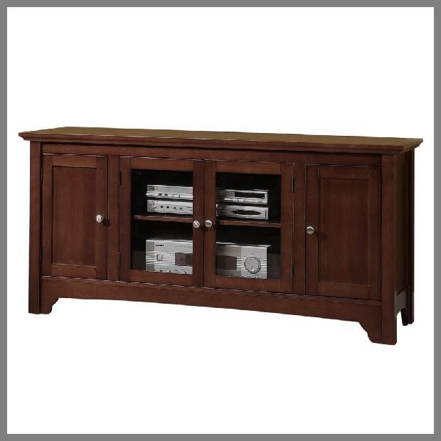solid wood tv stands image