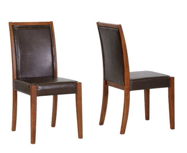Brown Leather Dining Arm Chairs Image Mag : brown leather dining chairs from imagemag.ru size 631 x 518 jpeg 32kB