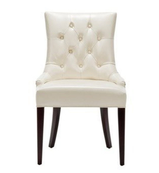 WhereIBuyIt Page 300 Product Galleries – Cream Leather Dining Room Chairs