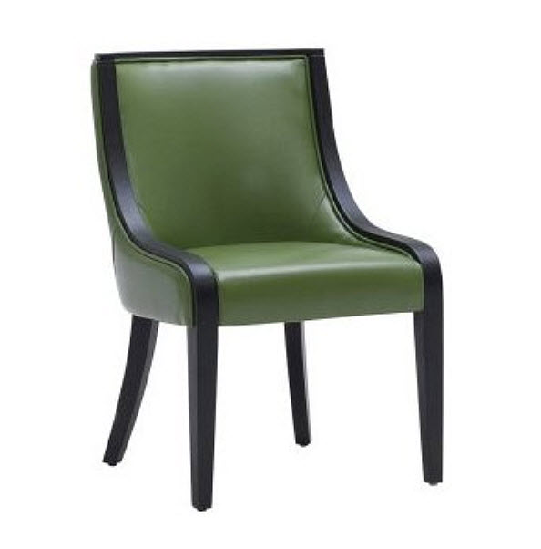Green dining chairs for Modern dining chairs india