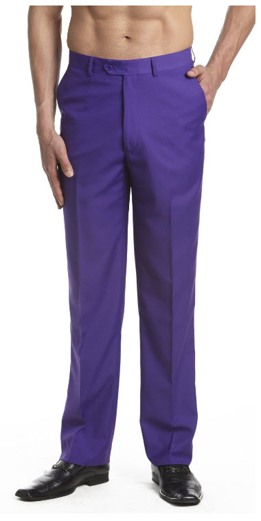 Mens Purple Pants Whereibuyit Com
