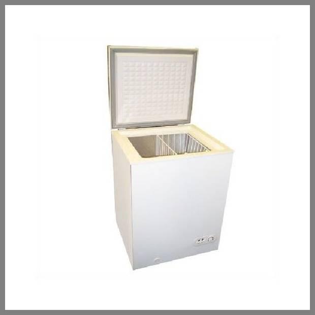 Compact deep freezer image