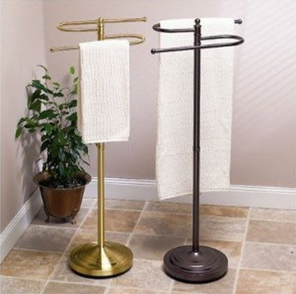 Bathroom floor towel racks WhereIBuyItcom