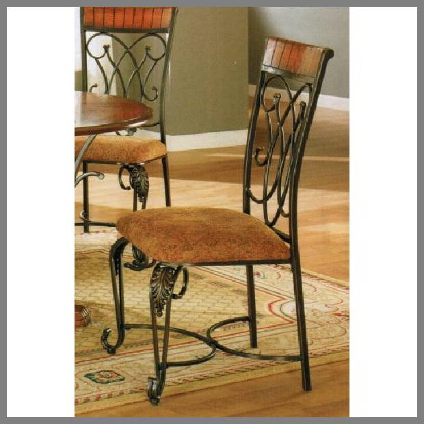 wrought iron dining chairs - Walmart.com