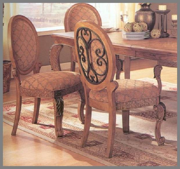 formal dining chairs image