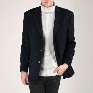 men's cashmere blazer 2